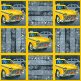 Transporter Collage I Giclee Print by  Dupre