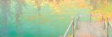 Dream River II Giclee Print by Malcolm Sanders