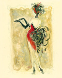 Lady Burlesque III Giclee Print by  Dupre