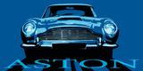 Aston Reproduction procédé giclée par Malcolm Sanders