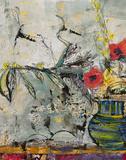 Poppy I Giclee Print by  Leach