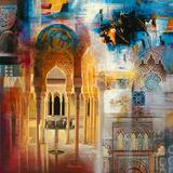 Alhambra I Giclée-Druck von Georges Generali