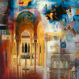 Alhambra I Giclee Print by Georges Generali
