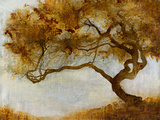 One Tree Giclee Print by  Carney