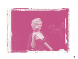 Marilyn Monroe VII In Colour Giclee Print