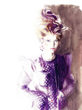 Kenny Giclee Print by Sharon Pinsker