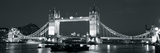 Tower Bridge Night Giclee Print by John Harper