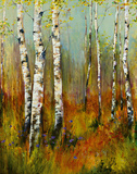 Aspen Summer Giclee Print by  Georgie