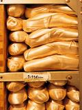 Zapatillas de ballet Lámina giclée por Bill Cooper