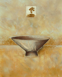 Oriental Bowl II Giclee Print by Linda Wood
