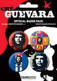 Che Guevara-Badge Pack Badge
