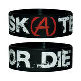 Skate Or Die-Wristband Wristband