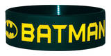 Batman - Text And Logo-Wristband Wristband