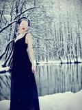 Winter Queen Photographic Print by Nadja Berberovic