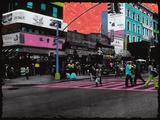 Welcome to NY Art by Riccardo Simonutti