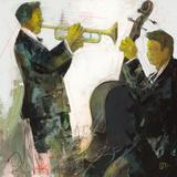 Duo Affiches par Bernard Ott