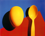 Breakfast Giclee Print by Frank Farrelly