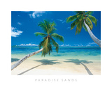 Paradise Sands Giclee Print by  Adam Brock
