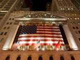 New York Stock Exchange, New York City Photographic Print by Sabine Jacobs