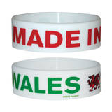 Made In Wales-Wristband Wristband