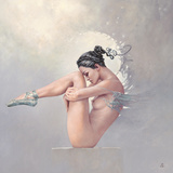 Disappointment Póster por Karol Bak