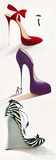Highheels IV Prints by Inna Panasenko