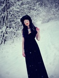 Snow Angel II Photographic Print by Nadja Berberovic