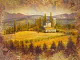 Chianti Land II Giclee Print by  Patrick