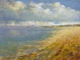Coastal Wave Giclee Print by  Deckard