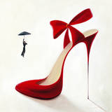 Highheels - Obsession Posters by Inna Panasenko