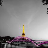 Shiny Eiffel Posters par Anne Valverde