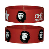 Che Guevara - Face Repeat-Wristband Wristband