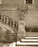 Villa Pienza II Impression giclée par Bill Philip
