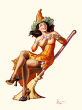 Le Thé de la sorcière Posters by Patrick Hitte