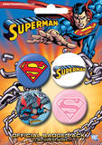 Superman-Badge Pack Badge