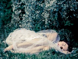 Mystical Sleep Photographic Print by Jess Rigley
