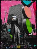Times Square Prints by Riccardo Simonutti