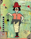 Sense of Fashion Giclee Print by Barbara Olsen