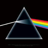 Pink Floyd - Dark Side of The Moon-Vinyl Sticker Stickers