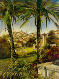 Vista Di Duomo Giclee Print by  Stiles