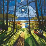 Beach Path Prints by David James
