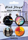 Pink Floyd-Badge Pack Badge