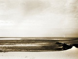 A Flat Expanse at the Beach Photographic Print by Katrin Adam
