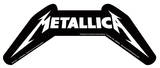 Metallica - Logo Die Cut-Vinyl Sticker Stickers