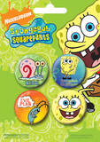Spongebob Squarepants-Badge Pack Badge
