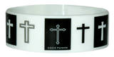 Crosses-Wristband Wristband