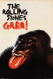 Rolling Stones-Grr Plakat