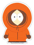 South Park - Kenny-Vinyl Sticker Stickers