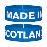 Made In Scotland-Wristband Wristband