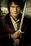 The Hobbit - Bilbo Lámina